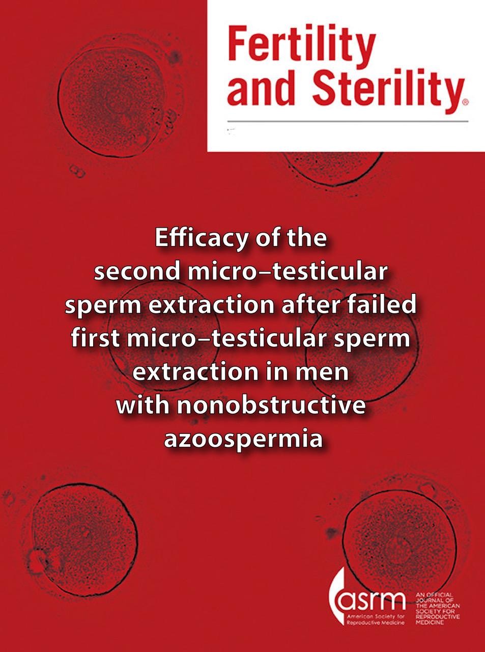 İkinci MikroTESE Operasyonunda Sperm Bulunabilir mi?